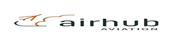 Airhub Aviation Logo - Aviationfly